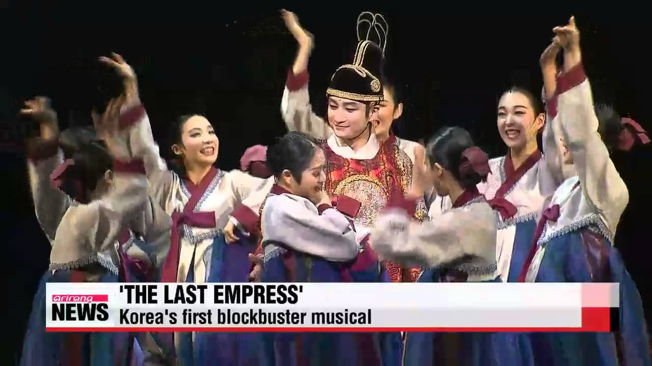 Musical ′The Last Empress′ comes back to local theaters ...