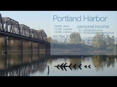Portland Harbor Source Control