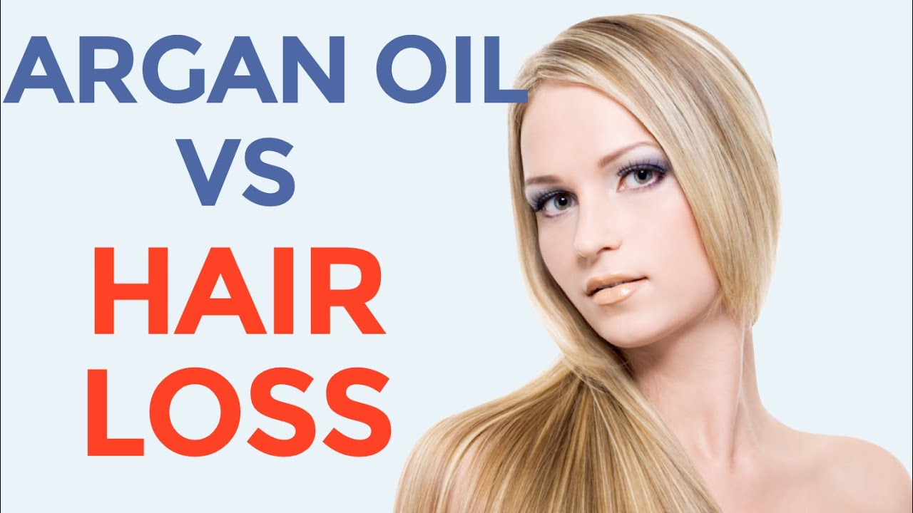 diy) how to grow hair faster - argan oil - how to stop hair loss