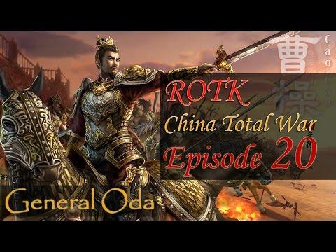 China Total War - ROTK - Lets Play Part 20 - Sima Lang vs Qingzhou