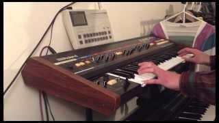 Beat Ratio - Roland Juno 60 TR 505 Demo