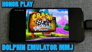 Honor Play - Crash Tag Team Racing - Dolphin Emulator 5.0-10648 (MMJ) - Test