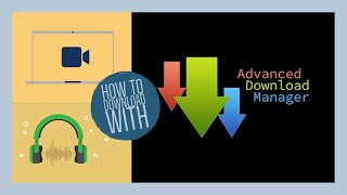 Gambar cover How to download video using ADM.