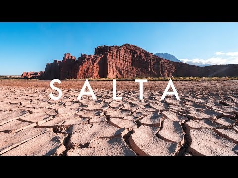 Road trip in Argentina - Salta - Morten's South America Vlog Ep. 9