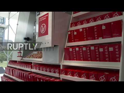 China: 24/7 supermarket on wheels launched in Hefei