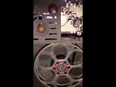 Projector 35 mm DeVry