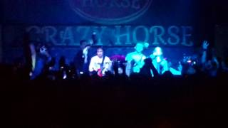 ПОШЛАЯ МОЛЛИ - НОН СТОП (Рефлекс ремикс) (Live @ Minsk / Crazy Horse / 30.04.2017)