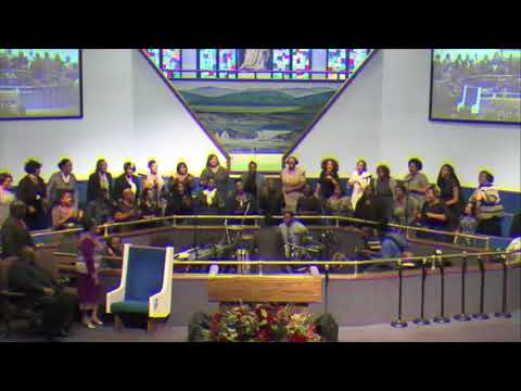 Greater First Deliverance Temple 12-17-17