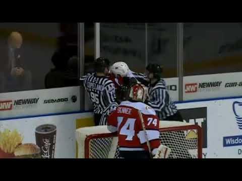 Tanner Sidaway vs Shawn Harke Oct 25, 2017