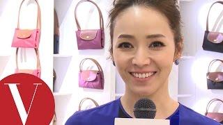 侯佩岑出席longchamp開幕記者會 Vogue 時尚爆爆