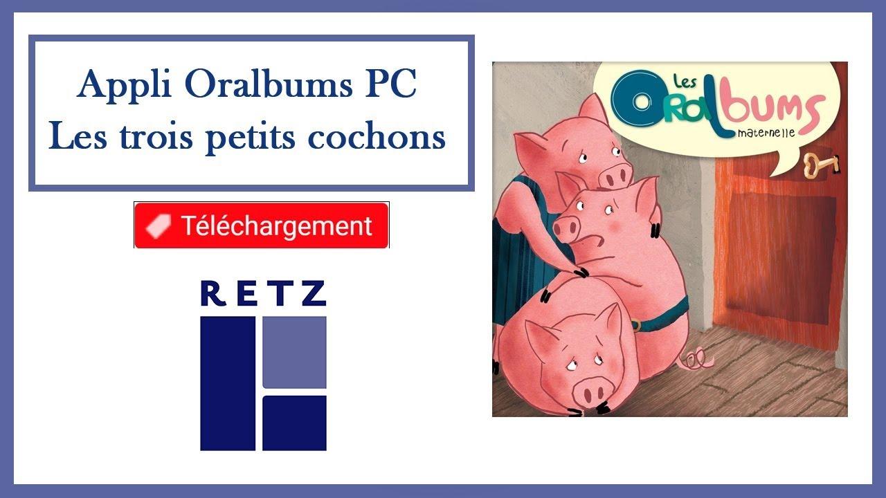 Youtube Les Trois Cochons : appli oralbums les trois petits cochons youtube ~ Zukunftsfamilie.com Idées de Décoration