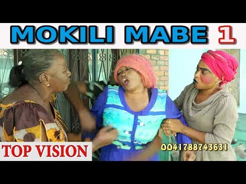MOKILI MABE Ep 1 Theatre Congolais avec Soundiata,Makambo,Buyibuyi,Darling,Barcelon,Kiepkapeka