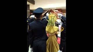Pedang Pora STTD Bekasi @Lemhannas Jakarta