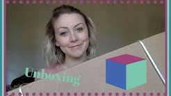 Unboxing my Nationwide mortgage hamper