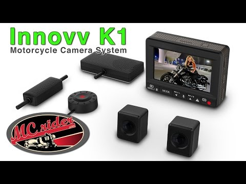 Innovv K1 Motorcycle Camera Review