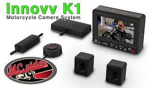 innovv K1 Motorcycle Dash Camera Review