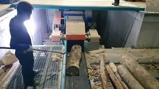 목재파쇄기/톱밥제조기 설치-합천산림조합