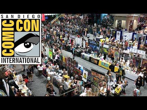 San Diego Comic Con 2017 Tour