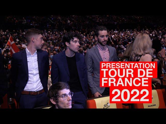 21.10.14 Présentation du Tour de France 2022
