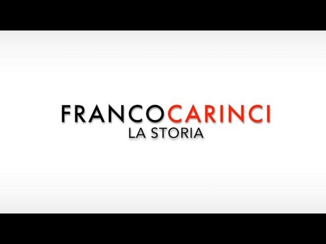 FRANCO CARINCI - La Storia