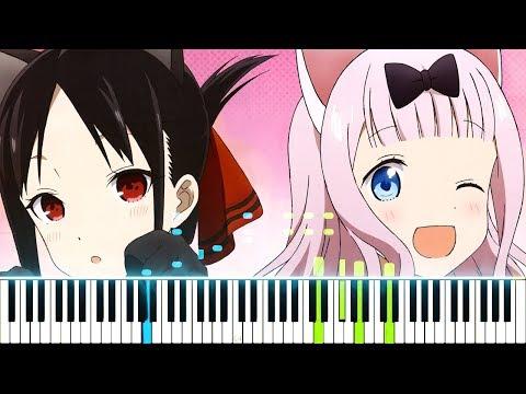 """[Kaguya-sama: Love Is War OP] """"Love Dramatic"""" - Masayuki Suzuki Ft. Rikka Ihara (Piano Synthesia)"""