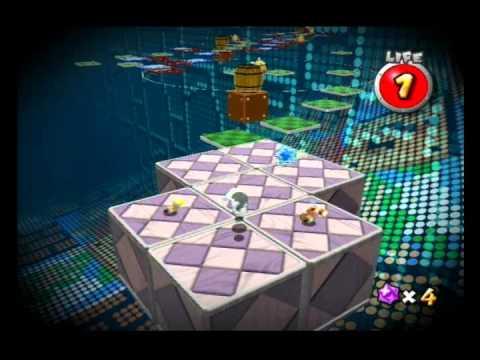 Super Mario Galaxy 2 - Master Quest Cloud Star (Star 246)