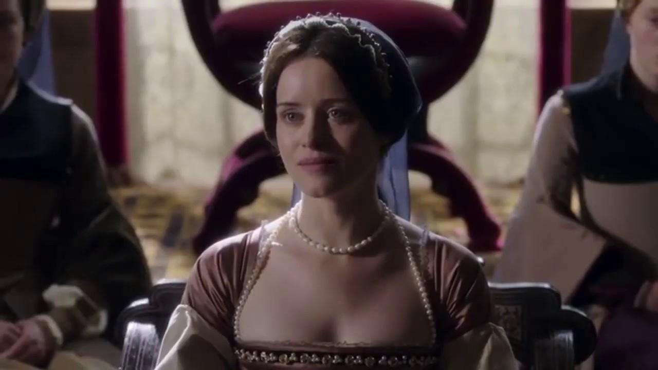 Download Claire Foy - Anne Boleyn - Tower of Death - Wolf Hall EP6
