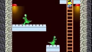 Бесплатные игры про динозавров - игра для девочек