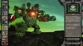 Warhammer 40,000 Dawn of War - Soulstorm [1.1] RUS - Орки