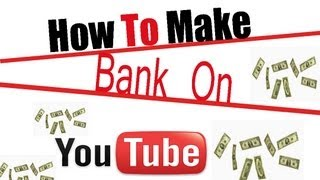Video How To Make Easy Money - Money On Youtube - Partnerships download MP3, 3GP, MP4, WEBM, AVI, FLV Maret 2018