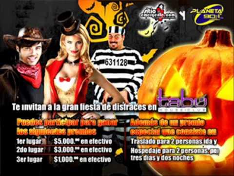 promo fiesta de hallowen