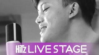 Live Stage 96.7 HITZ FM | Rizky Febian - Penantian Berharga