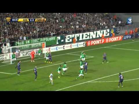 CDL 2012 / 2013 - Quart de finale - ASSE - Paris 0-0 (5-3)