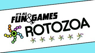 Art Style Rotozoa Review: Farewell Wii Shop Part 4