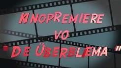 """Premierenfeier von """"De Überbliema"""" im Cine-World Cham am 01.10.15"""