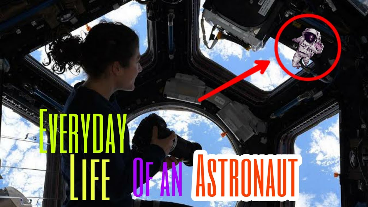 WHAT IS THE EVERYDAY LIFE OF AN ASTRONAUT IN SPACE LIKE | Latest 2020