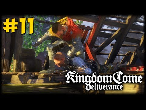 HENRY'S VENGEANCE! Kingdom Come Deliverance Let's Play #11