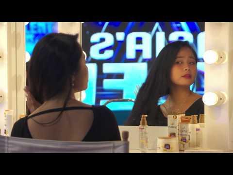 Hair of Asia's Got Talent