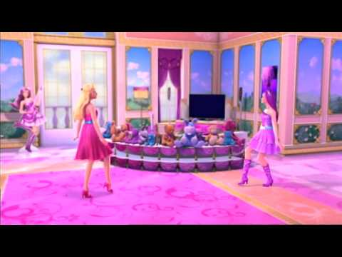 Мультфильмы про принцесс спящая красавица / Sleeping Beauty барби. принцесса и поп-звезда