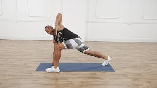 Shaun T's 8-Minute Flat-Abs Workout