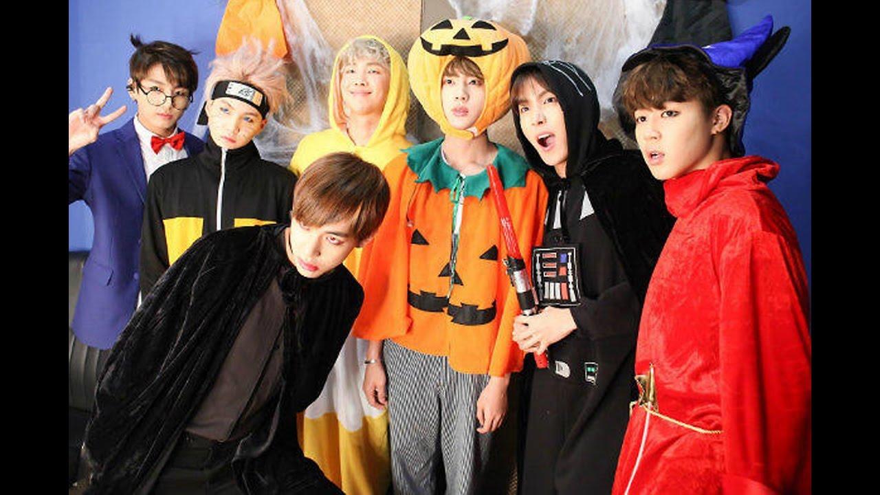 Bts Halloween