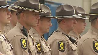 Fallen Illinois State Trooper Honored