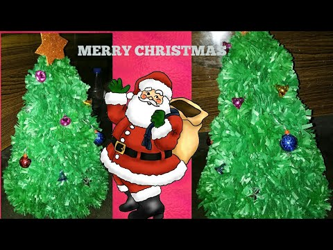 DIY PAPER CHRISTMAS TREE// CHRISTMAS TREE// CHRISTMAS DECORATIONS// PAPER DECORATIONS // PAPER CRAFT