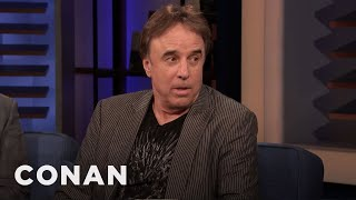 Kevin Nealon Is Frustrated With His Terminally Ill Friend - CONAN on TBS