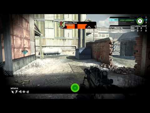 Ghost map 1