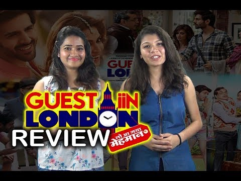 GUEST IIN LONDON MOVIE REVIEW SHOW | FIRST DAY FIRST SHOW | Bollywood Tashan