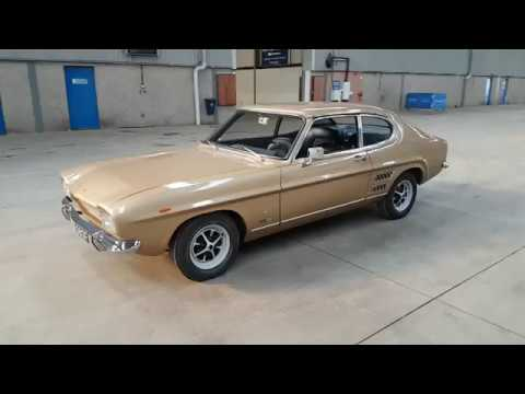 1969 ford capri 1600 gt xl youtube. Black Bedroom Furniture Sets. Home Design Ideas
