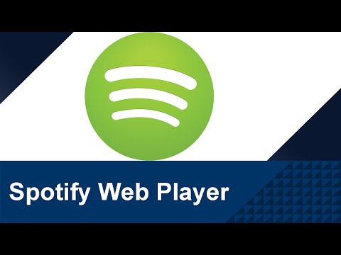 Spotify Web Player : como escutar (ouvir) músicas online gratuitamente - streaming tutorial