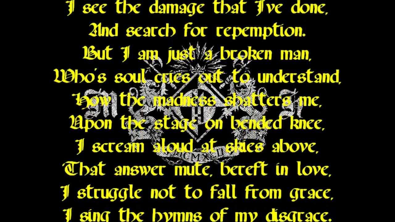 machine darkness within