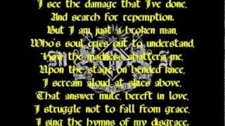 Machine Head - The Darkness Within LYRICS HD